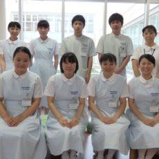 実習です!鶴岡准看護学院