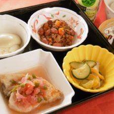 【青春アミーゴ!!メキシコ弁当】(7月27日昼食)