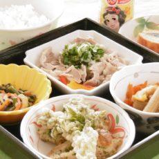 【庄内 春の山菜弁当】(5月16日昼食)