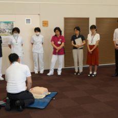 AED操作説明会