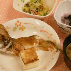 【大黒様のお年夜】(12月9日夕食)