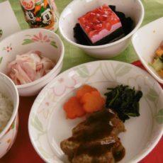 【クリスマス】(12月24日昼食)