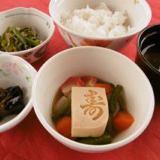 【お正月】(1月2日朝食・昼食・夕食)
