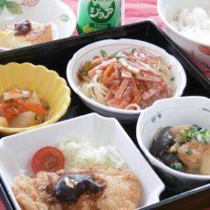 【がんばれ!!ラグビー日本 金のしゃちほこ弁当】(9月10日昼食)
