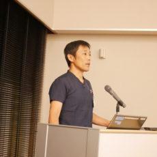 感染対策研修会を開催しました ( ^-^)