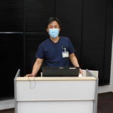 検査科 & 感染対策事務局です