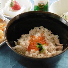 【北海道どさんこ海鮮丼膳】(2月10日昼食)