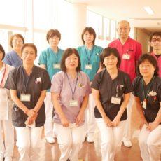 看護部長室です