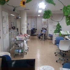 東2病棟です