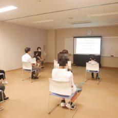 2学期始業式【おひさま分教室】
